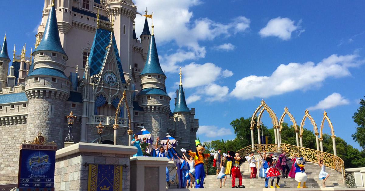 Castle Day Showcase