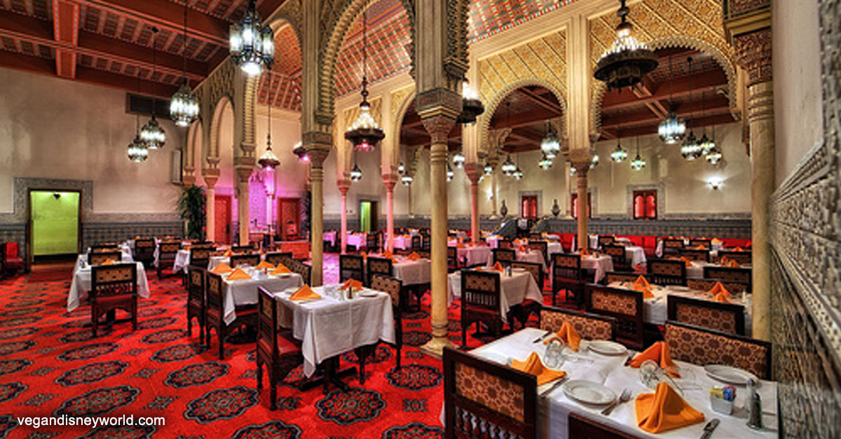Disney World Resort Restaurant Marrakesh